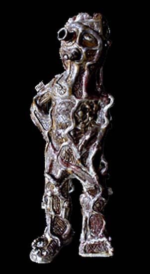 Photo sculpture Metamorphose